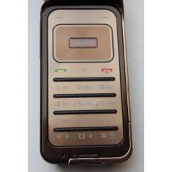 Samsung L310, Billentyűzet panel