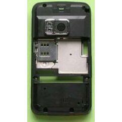 Nokia N96, Középső keret, fekete
