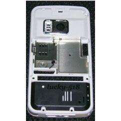 Nokia N96, Középső keret, ezüst
