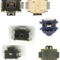 Nokia 3100/6230/6300, Gomb, (belső bekapcsoló)