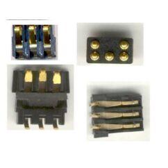 Sony Ericsson K700, Akku érintkező