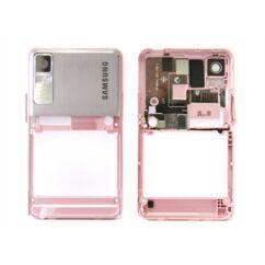Samsung F480, Középső keret, rózsaszín
