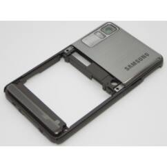 Samsung F480, Középső keret, ezüst