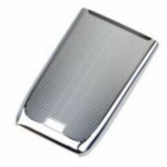 Nokia E51, Akkufedél, ezüst
