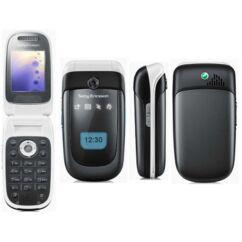 Sony Ericsson Z310 b. kerettel, Plexi, fekete