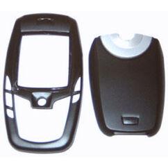 Nokia 6600 elő+akkuf, Előlap, fekete