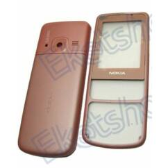 Nokia 6700 Classic komplett ház, Előlap, rózsaszín