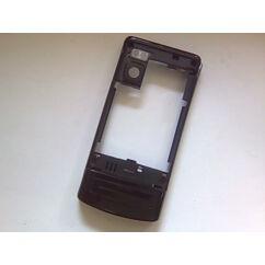 Nokia 6500 Slide, Középső keret, fekete