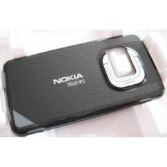 Nokia N96, Akkufedél, fekete