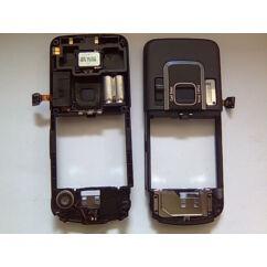Középső keret, Nokia 6220 Classic, fekete