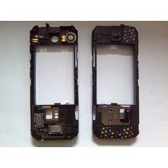Nokia 7310 Supernova, Középső keret, fekete