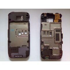 Nokia 3600 Slide, Középső keret
