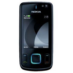 Nokia 6600 Slide + fels bill, LCD keret, fekete