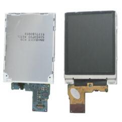 Sony Ericsson W880, LCD kijelző