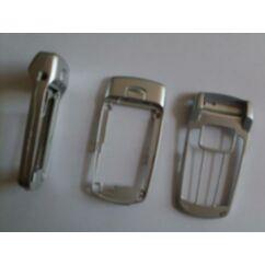 Samsung M300 bill.keret+közép, Előlap, ezüst