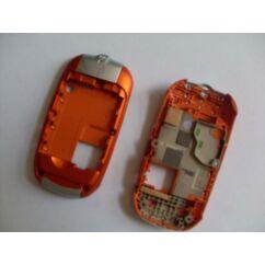 Samsung E570 csak akkufedél, Előlap, narancs