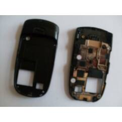 Samsung X660 hátsó keret, Előlap, fekete