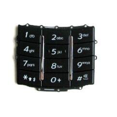 Samsung E900 alsó, Gombsor (billentyűzet), fekete