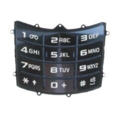 Samsung J700 alsó, Gombsor (billentyűzet), szürke