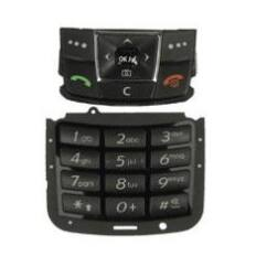 Samsung E250 alsó+felső, Gombsor (billentyűzet), fekete
