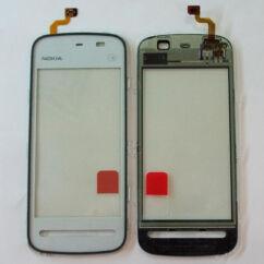 Nokia 5230, Érintőplexi, fehér