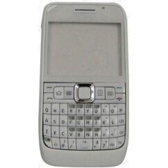Nokia E63, Előlap, fehér
