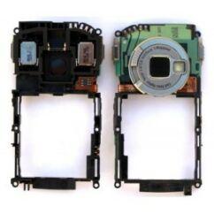 Nokia N95 szerelt, Középső keret