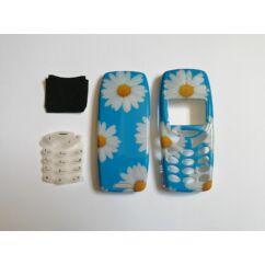 Nokia 3310/3330 elő+akkuf+gomb, Előlap, (10)