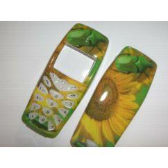 Nokia 3510(i) elő+akkuf+gomb, Előlap, (01)