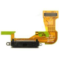 Apple iPhone 3Gs (csengőhangszóróval), Rendszercsatlakozó, fekete