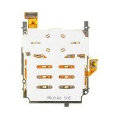 Sony Ericsson K770, Billentyűzet panel