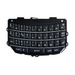 Blackberry 9800 QWERTY, Gombsor (billentyűzet), fekete