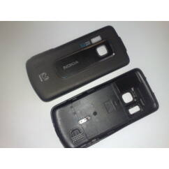 Nokia 6210 Navigator, Akkufedél, fekete