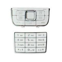Nokia E66 alsó+felső, Gombsor (billentyűzet), fehér