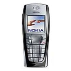 Nokia 6220, Előlap, kék-fekete