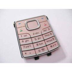 Nokia 6500 Classic, Gombsor (billentyűzet), piros