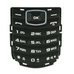 Samsung E1080, Gombsor (billentyűzet), fekete
