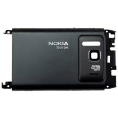 Nokia N8, Akkufedél, fekete