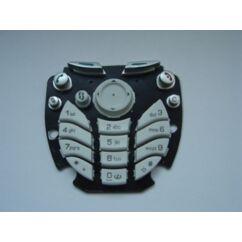 Nokia 3660, Gombsor (billentyűzet), fehér