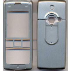 Sony Ericsson T630 komplett ház, Előlap, ezüst