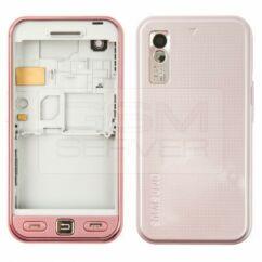 Samsung S5230 Star k. ház, Előlap, rózsaszín