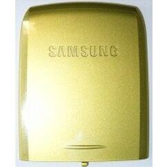 Samsung E250, Akkufedél, zöld