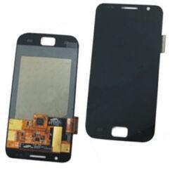 Samsung i9000 Galaxy S, LCD kijelző érintőplexivel, fekete