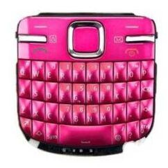 Nokia C3-00 QWERTY, Gombsor (billentyűzet), rózsaszín