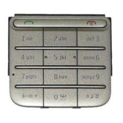 Nokia C3-01, Gombsor (billentyűzet), ezüst