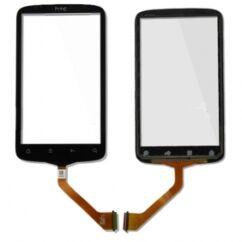HTC Desire S, Érintőplexi, fekete