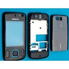 Nokia 6600 Sl komplett ház, Előlap, kék