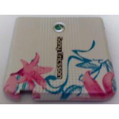 Sony Ericsson S500, Antennatakaró, rózsás