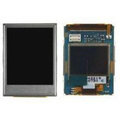 Sony Ericsson W300, LCD kijelző, (külső+belső)