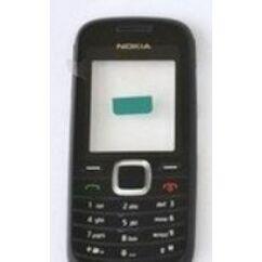 Nokia 1661 elő+gomb, Előlap, szürke